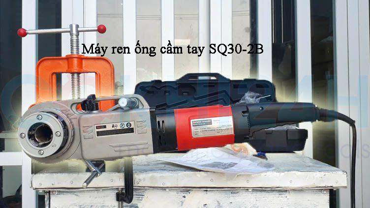 Máy ren ống cầm tay SQ30-2B