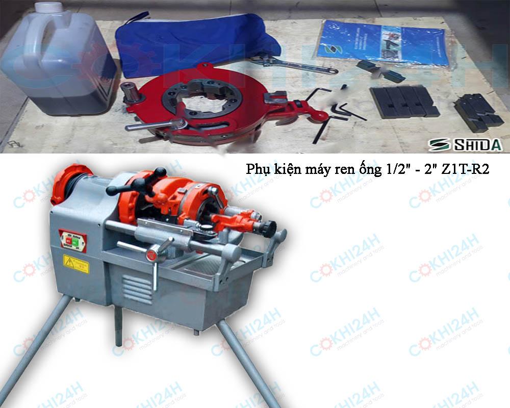 Máy tiện ren ống 21-60mm( Z1T-R2) giá rẻ